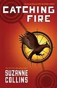 """""""Catching Fire"""" by Suzanne Collins"""