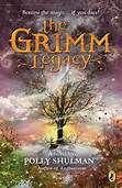 """""""The Grimm Legacy"""" by Polly Shulman"""