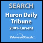 Huron Daily Tribune Web Button