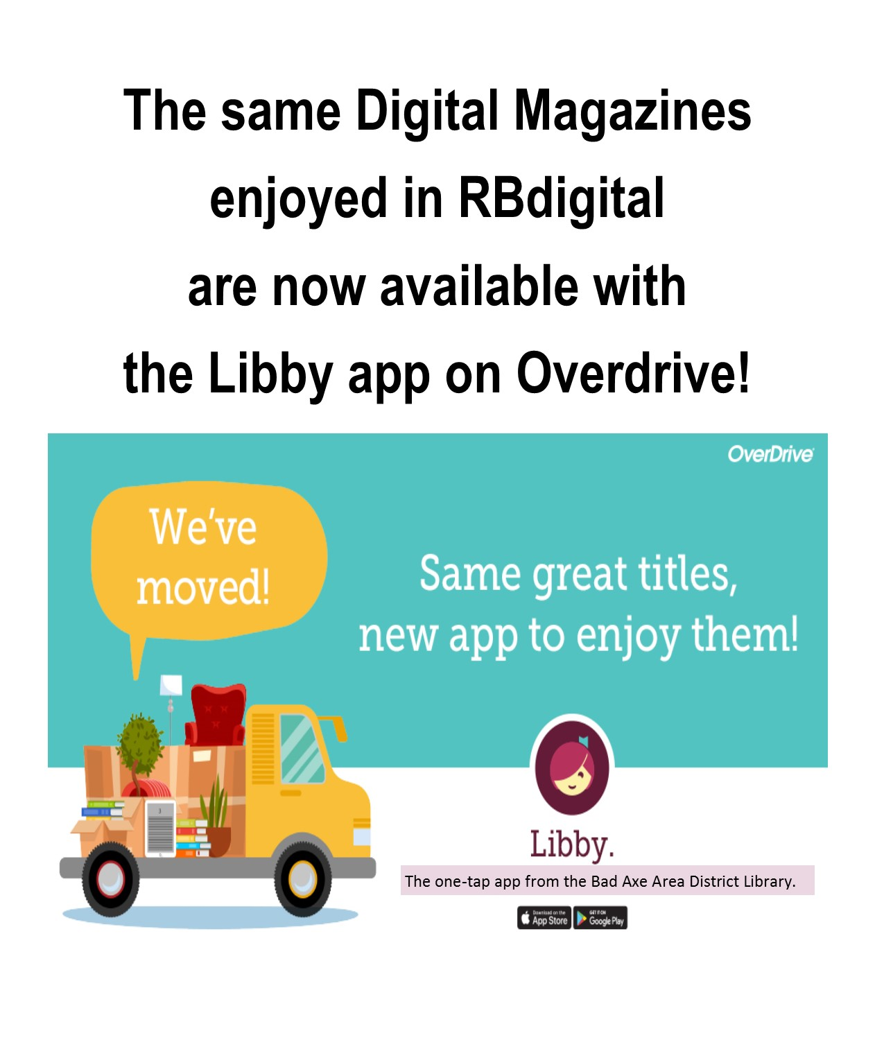 Digital Magazines have moved