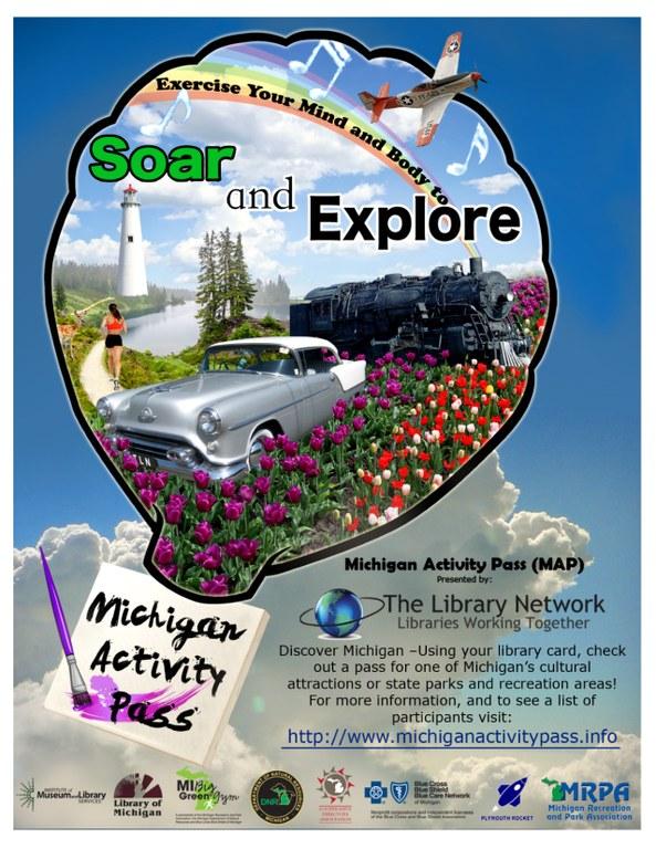 Michigan Activity Pass