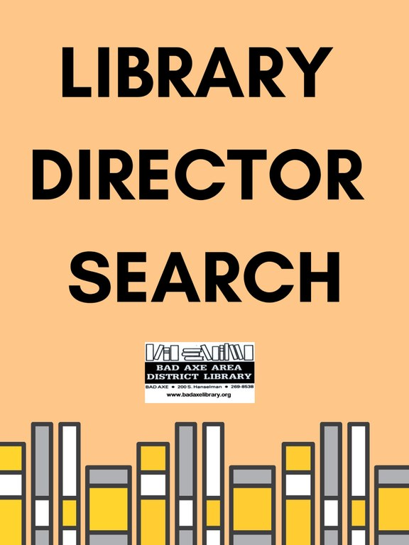LIBRARY DIRECTOR POSITION